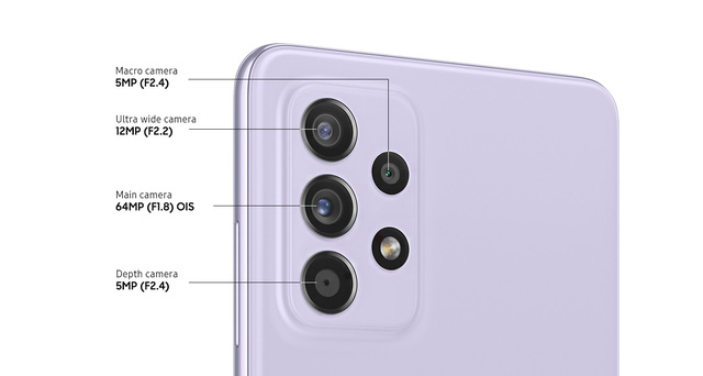 Điều gì khiến Galaxy A52s 5G trở thành siêu phẩm điện thoại tầm trung được giới trẻ săn đón? - Ảnh 2.