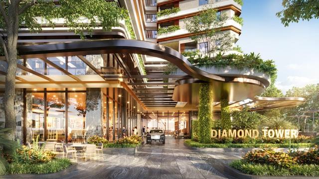 Charm Diamond thu hút thị trường căn hộ Dĩ An - Ảnh 1.