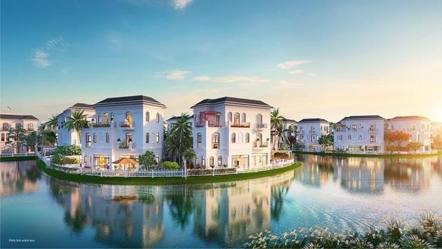 Vinhomes Star City ra mắt phân khu Hướng Dương – Kiến trúc phong cách resort Venice - Ảnh 1.