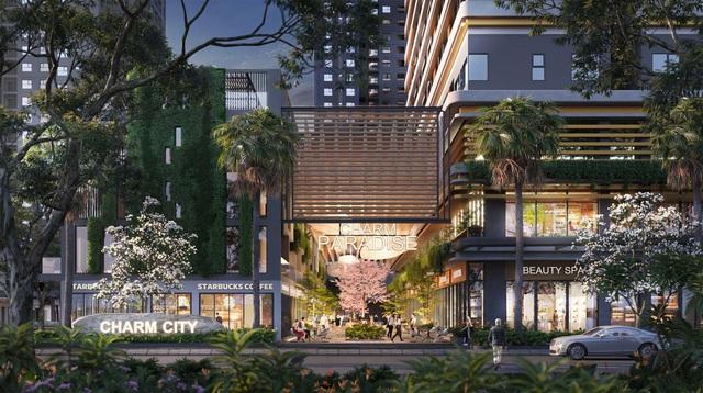 Charm Diamond thu hút thị trường căn hộ Dĩ An - Ảnh 2.