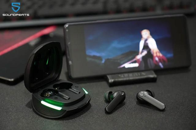 Tai nghe SoundPEATS Gamer No.1 Âm thanh 3D, Game Mode tốt nhất dành cho game thủ - Ảnh 4.