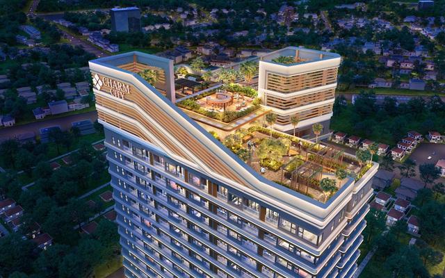 Charm Diamond thu hút thị trường căn hộ Dĩ An - Ảnh 3.