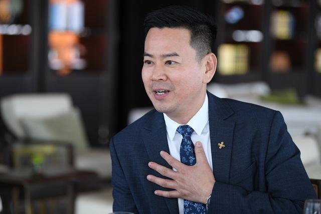CEO Prudential Việt Nam: Không ai bị bỏ lại phía sau - Ảnh 3.