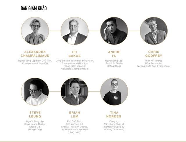 Dàn giám khảo tạo sức hút cho KOHLER Bold Design Awards 2021 - Ảnh 1.