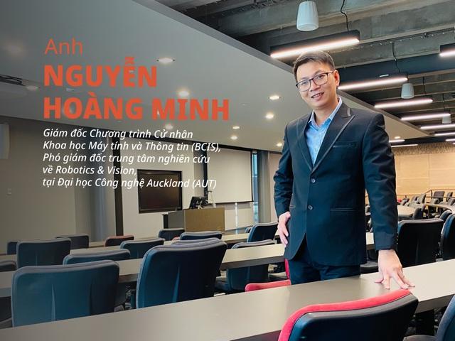 """Cùng 2 giảng viên Việt từ đầu cầu New Zealand tiếp tục """"giải ngố"""" về CNTT cho các IT lover (phần 1) - ảnh 1"""