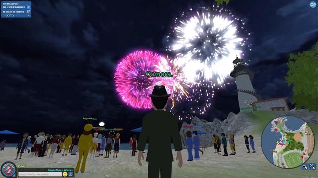 Vào Metaverse tham dự sự kiện như Bytesoft Việt Nam - Ảnh 2.