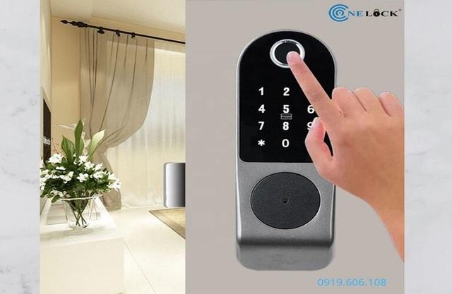 Mia Lock Việt Nam chuyên phân phối khóa cửa vân tay chính hãng cao cấp - Ảnh 1.