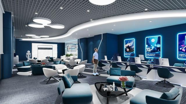 """Văn phòng """"All in one"""" – Một địa điểm thỏa mãn mọi nhu cầu của VIP - Ảnh 1."""