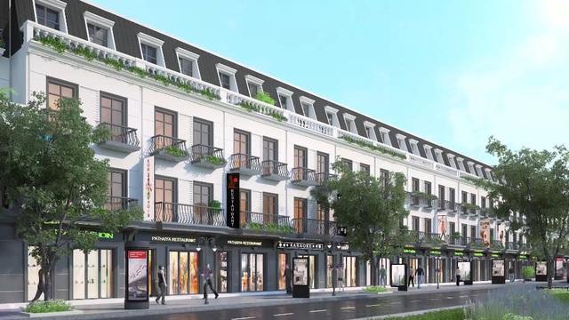Vì sao shophouse Kosy Eden Bắc Giang hút nhà đầu tư? - Ảnh 1.