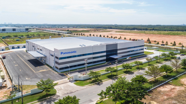 Panasonic khai trương nhà máy mới về thiết bị chất lượng không khí tại Việt Nam - Ảnh 1.