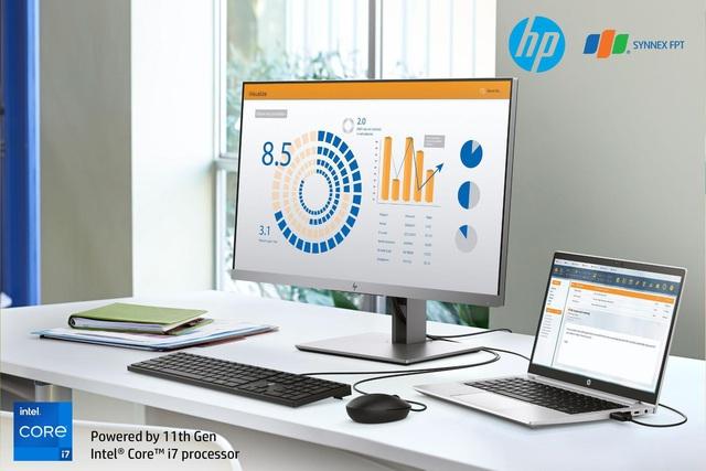 Work From Home hiệu quả hơn bao giờ hết cùng HP ProBook 400 Series G8 - Ảnh 2.