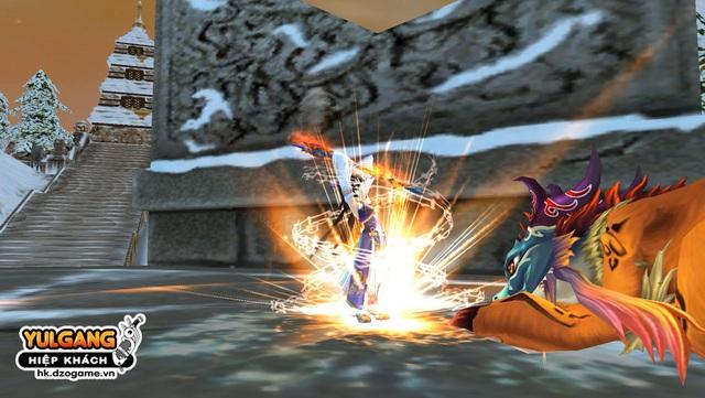 Thần Nữ xuất thế khiến game thủ Yulgang Hiệp Khách xôn xao - Ảnh 4.