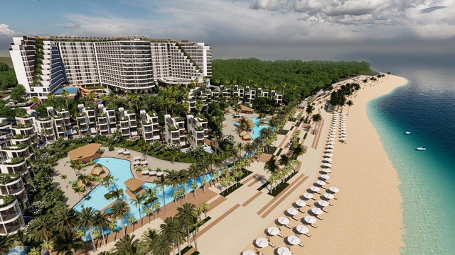 """""""Charm Resort Long Hải"""" cơ hội đầu tư sáng giá - Ảnh 3."""