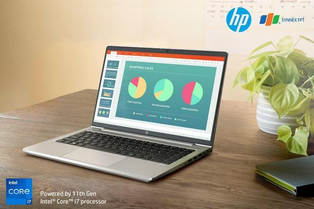 Work From Home hiệu quả hơn bao giờ hết cùng HP ProBook 400 Series G8 - Ảnh 3.