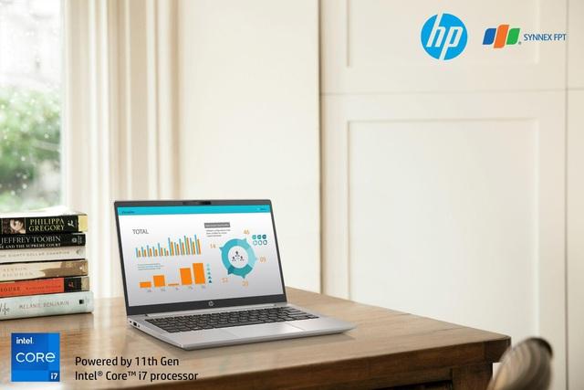 Work From Home hiệu quả hơn bao giờ hết cùng HP ProBook 400 Series G8 - Ảnh 4.