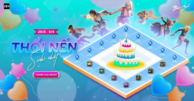 Tham gia ngay loạt sự kiện tưng bừng đón chào sinh nhật 4 tuổi của tựa game Blade & Soul - Ảnh 6.