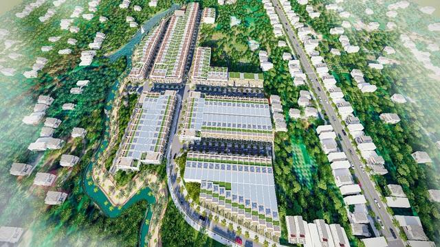 Phối cảnh dự án An Phước Riverside Phan Thiết