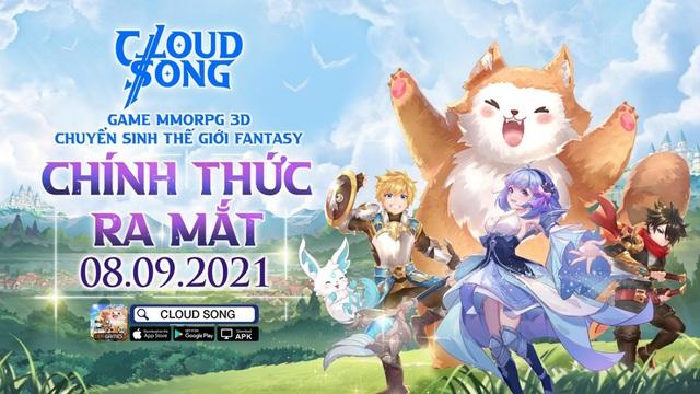 """MMORPG Chibi Cloud Song VNG sắp ra mắt: Game thủ phấn khích, tất cả đã sẵn sàng """"bung lụa"""" - Ảnh 1."""
