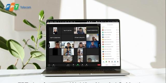 """Giải pháp phòng họp trực tuyến tích hợp thông minh OnMeeting: Kỳ vọng đánh thắng các """"ông lớn"""" trên sân nhà - Ảnh 1."""