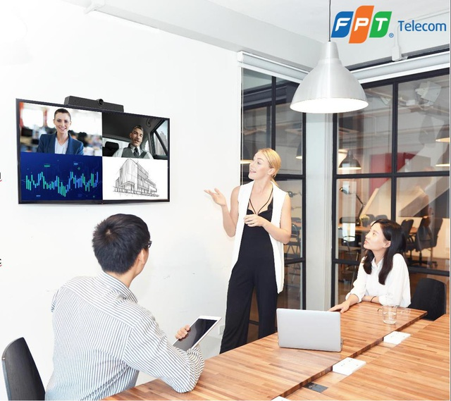 """Giải pháp phòng họp trực tuyến tích hợp thông minh OnMeeting: Kỳ vọng đánh thắng các """"ông lớn"""" trên sân nhà - Ảnh 2."""