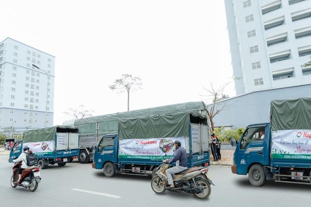 Tập đoàn Nagakawa khởi động chiến dịch gây quỹ vắc-xin phòng chống Covid-19 - Ảnh 2.