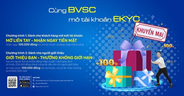 Chứng khoán Bảo Việt chính thức ra mắt dịch vụ mở tài khoản trực tuyến eKYC - Ảnh 1.