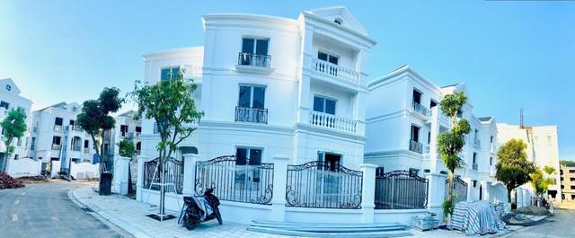 Dự án Melinh PLAZA Yên Bái gồm hơn 40 căn biệt thự, shophouse và nhà liền kề