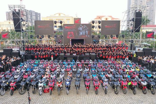 Liên minh Winner: 'Đây là sân chơi cho những biker chính hiệu' - Ảnh 2.