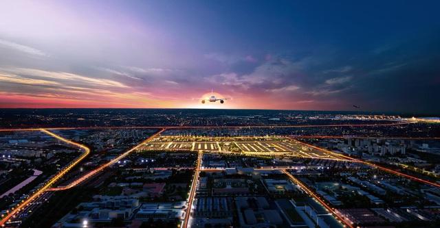 Thành phố Hồ Chí Minh cần nhiều đô thị vệ tinh - Ảnh 2.