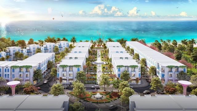 """The Blue Village – """"Tiểu Santorini"""" độc đáo giữa lòng FLC Quảng Bình - Ảnh 2."""