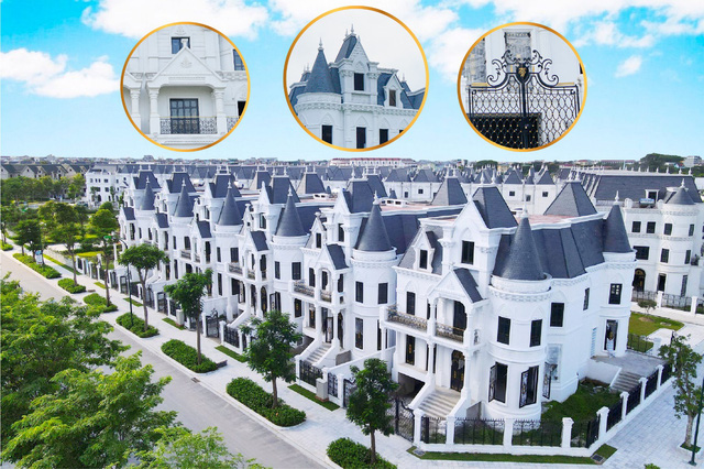 Kiến trúc xây dựng - yếu tố lựa chọn BĐS của giới nhà giàu - Ảnh 3.
