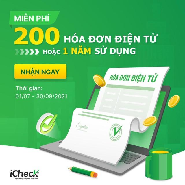Lợi ích đa chiều khi sử dụng hóa đơn điện tử iCheck - Ảnh 5.