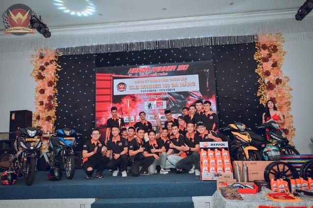 Liên minh Winner - Hội chơi xe côn tay kiểu công nghệ 4.0 - Ảnh 1.