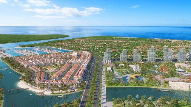 Đô thị sinh thái ven sông Đơ sẽ trở thành không gian sống thượng lưu tại Sầm Sơn - Ảnh 1.
