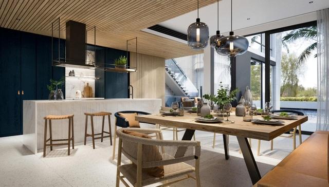 Nhà thiết kế Fong-Chan: Âm hưởng Scandinavi tại Sailing Club Residences Ha Long Bay - Ảnh 3.