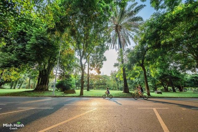 Báo Mỹ ấn tượng với lượng cây xanh khổng lồ của Ecopark - Ảnh 2.