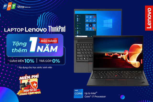 FPT Shop mạnh tay giảm đến 10% cho dòng laptop Photo-1-16311826359641955507369