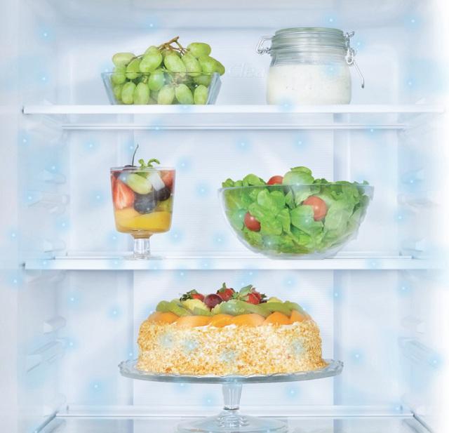 Tủ lạnh diệt khuẩn, thiết bị không thể thiếu trong gian bếp hiện đại - Ảnh 2.