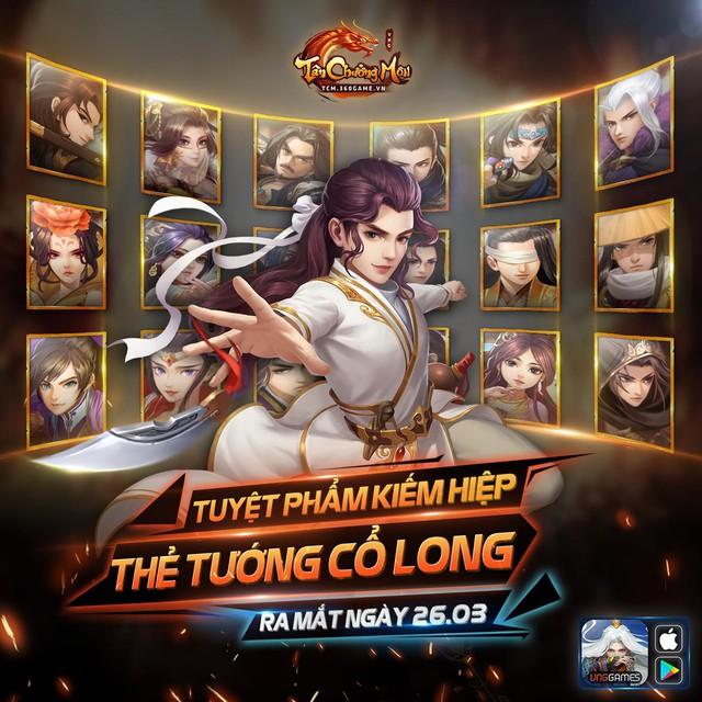 Tân Chưởng Môn VNG – Một trong những game mobile đấu tướng chiến thuật đáng chơi nhất tháng 3 này - Ảnh 1.