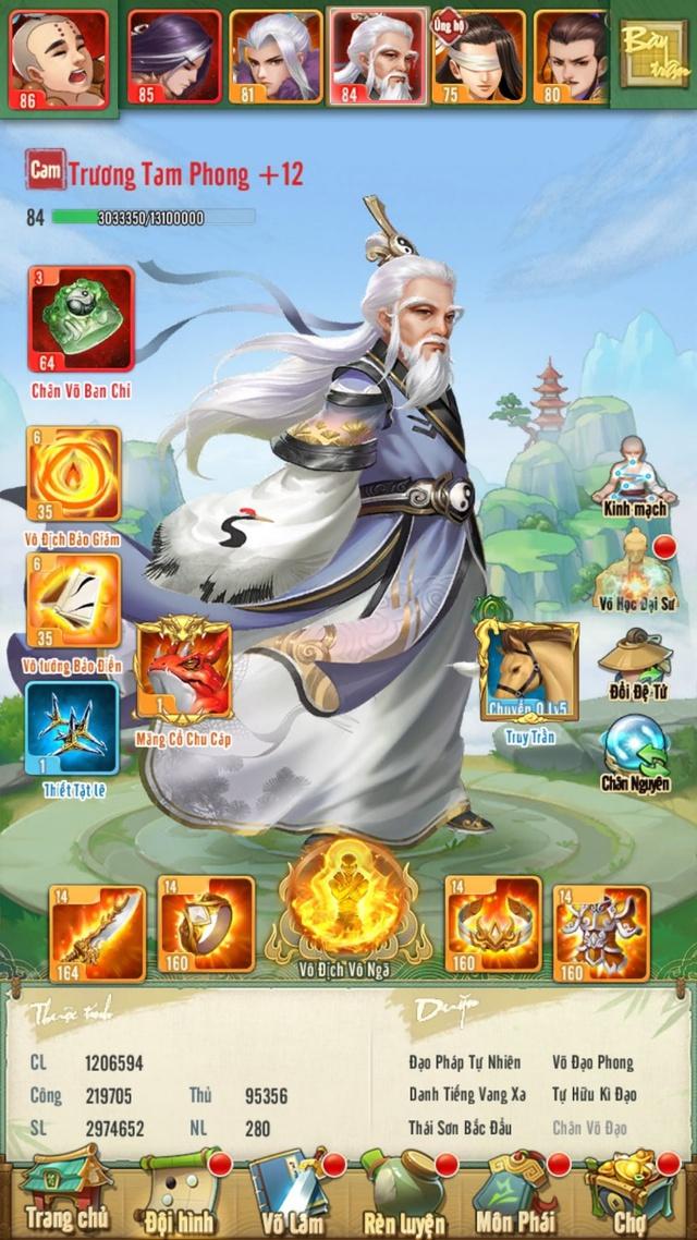 Tân Chưởng Môn VNG – Một trong những game mobile đấu tướng chiến thuật đáng chơi nhất tháng 3 này - Ảnh 5.