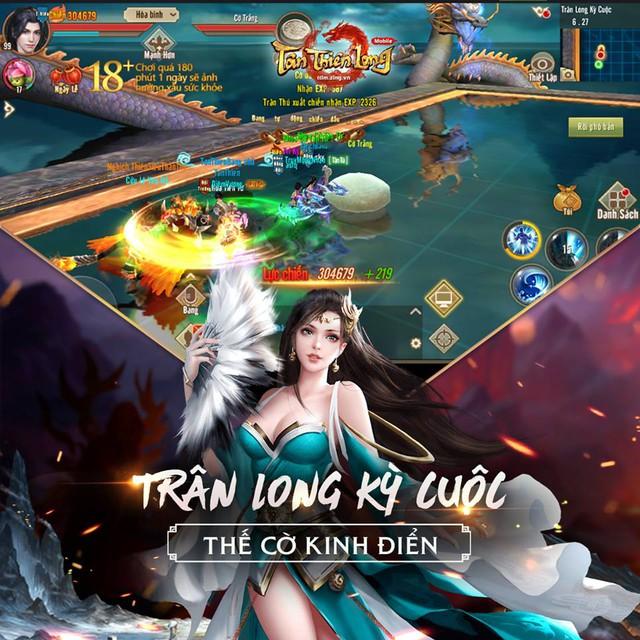 """Điểm mặt những """"trải nghiệm vàng"""" chỉ có tại Tân Thiên Long Mobile - VNG - Ảnh 3."""
