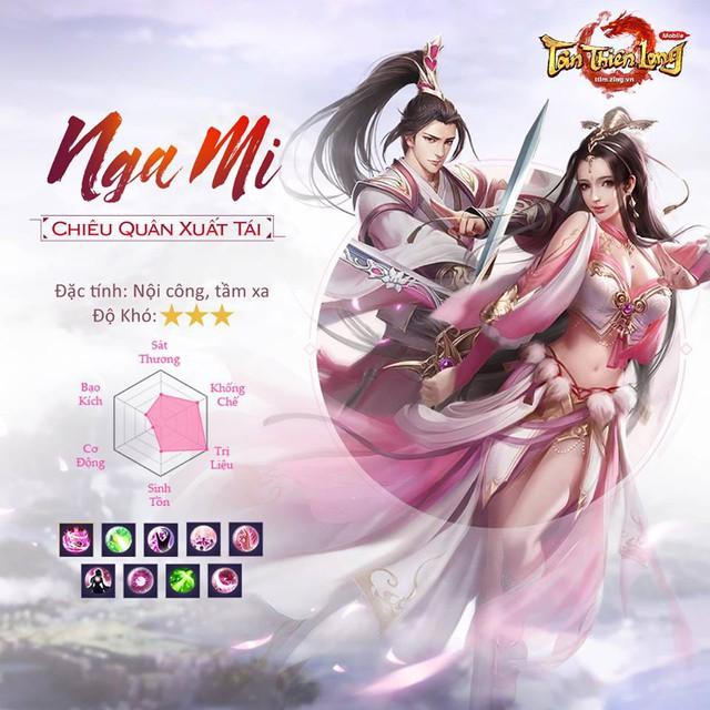 Đi tìm môn phải mạnh nhất trong Tân Thiên Long Mobile - VNG - Ảnh 2.