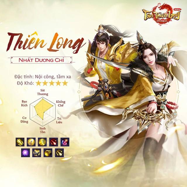 Đi tìm môn phải mạnh nhất trong Tân Thiên Long Mobile - VNG - Ảnh 4.