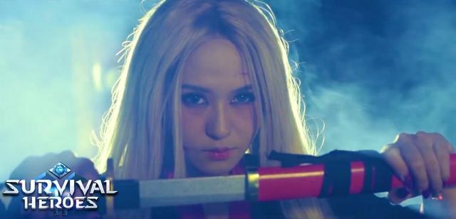 """Suzie ra MV Rapdizz dằn mặt Vanh Leg và Độ Mixi để giành ngôi vị """"đồ tể"""" trong Survival Heroes - Ảnh 4."""