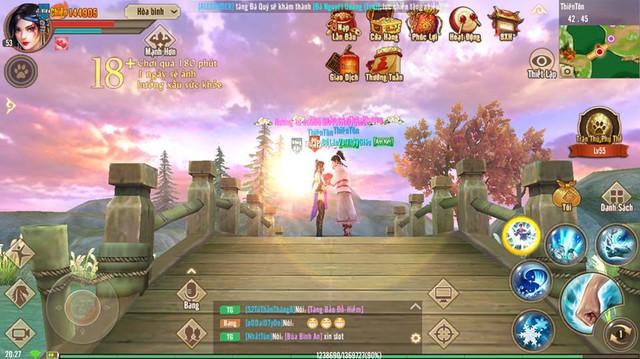 Bí mật siêu phẩm đồ họa của Tân Thiên Long Mobile - VNG - Ảnh 2.