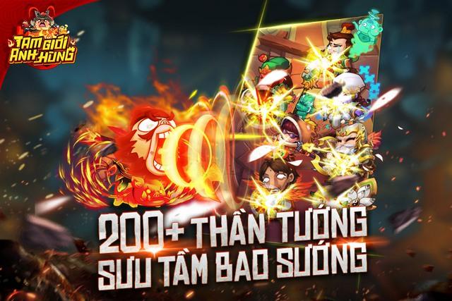 Một số hình ảnh của game Tam Giới Anh Hùng Img20190325153853349