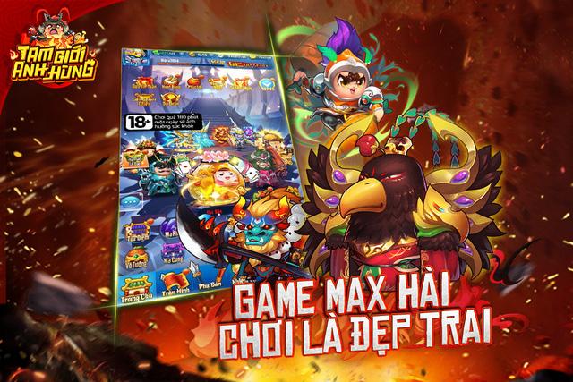 Một số hình ảnh của game Tam Giới Anh Hùng Img20190325153853723