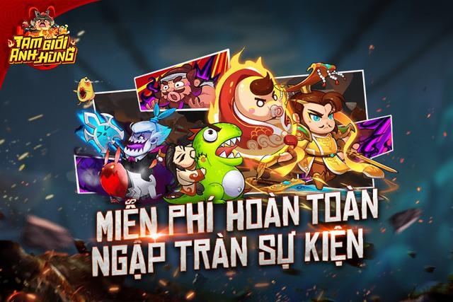 Một số hình ảnh của game Tam Giới Anh Hùng Img20190325153854062