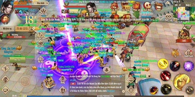 Tân Thiên Long Mobile vs Thiên Long Bát Bộ: Tân binh vượt mặt cựu binh! - Ảnh 4.
