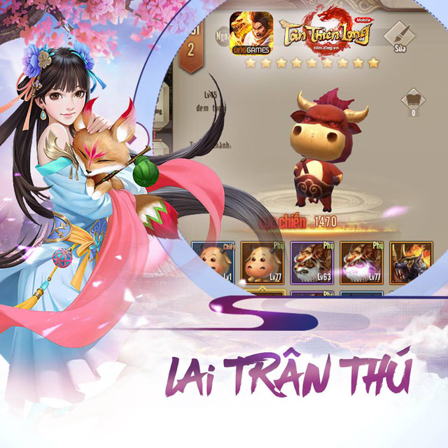 Bí quyết xưng bá giang hồ trong Tân Thiên Long Mobile - Ảnh 3.
